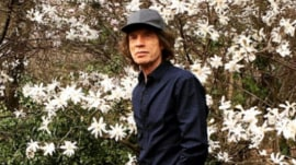 Mick Jagger back on his feet after successful heart surgery