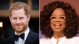 Prince Harry and Oprah team for mental health series