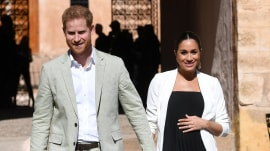 Prince Harry and Meghan Markle move to Windsor ahead of birth