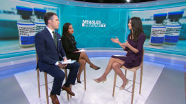Measles and the flu: How to protect yourself and your family