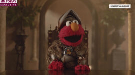See a look at 'Sesame Street's' new campaign for settling differences