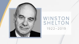 Modern washing machine inventor Winston Shelton dies at 96