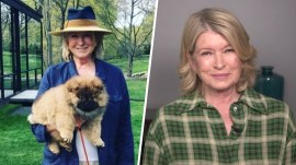 Martha Stewart reveals her 'special voice' for each of her pets