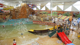 Inside the family-run Kalahari Resorts, the nation's largest indoor water parks