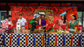How to throw a classy Kentucky Derby party