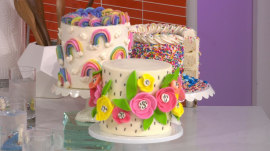 Decorate cakes like a pro with Courtney Rich's expert tips