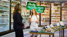 Healthy frozen foods for easy family meals