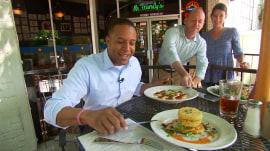 Watch Craig Melvin head back to his South Carolina hometown