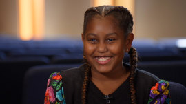 12-year-old's charity helps the homeless in LA and Chicago
