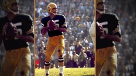 Bart Starr, legendary Green Bay Packers quarterback, dies at 85