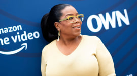 Oprah defends Meghan Markle's private birth plans: 'I'm so proud'