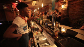 Bars without alcohol? Inside the growing 'sober curious' trend