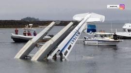 2 killed in 2nd Alaska floatplane crash in a week