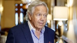 Kraft prosecutors cannot use massage parlor video, judge rules
