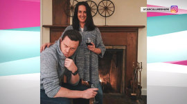 Willie Geist shares the sweet way he and wife Christina met