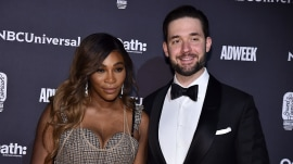 Alexis Ohanian turned to the internet to learn to do his daughter's hair