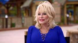 Dolly Parton takes Jenna inside Dollywood's new Wildwood Grove