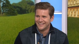 Allen Leech dishes on the anticipated 'Downton Abbey' movie