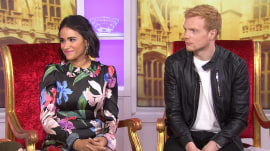 Lifetime's 'Becoming Royal' actors dish on playing Prince Harry and Meghan Markle