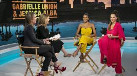Gabrielle Union and Jessica Alba discuss new show 'L.A.'s Finest'