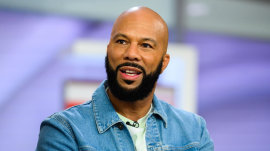 Common talks about taking on love in his new memoir