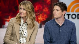Laura Dern and Jack O'Connell talk new film 'Trial by Fire'