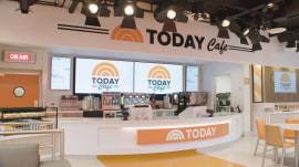 TODAY Cafe is officially open! Al Roker gives a peek inside