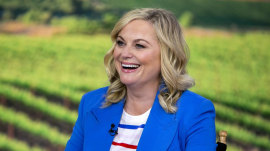 Amy Poehler on 'Wine Country,' Judge Judy and parenting her 2 boys