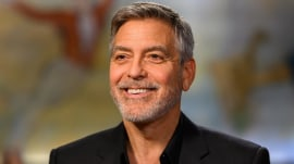 George Clooney talks parenting twins with wife Amal