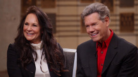 Randy Travis opens up about his life-threatening stroke