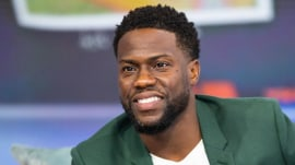 Kevin Hart shares tales from beginning of his stand-up career