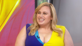Rebel Wilson on her new 'fun and fabulous' movie, 'The Hustle'