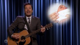 Jimmy Fallon pays tribute to royal baby Archie with fun song