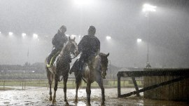 Kentucky Derby preview: Rain likely to impact horse race