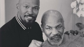 Is Jamie Foxx playing Mike Tyson in new movie?