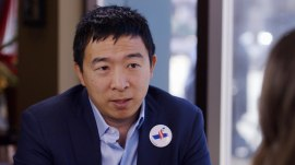 Presidential candidate Andrew Yang's plan for universal basic income