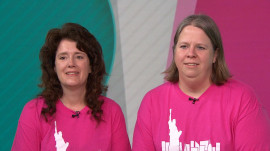 Ambush Makeover: 2 deserving ladies get dramatic new looks