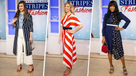 Stars and stripes! See patriotic inspiration for summer style