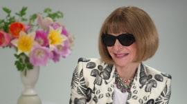 Anna Wintour previews the 2019 Met Gala