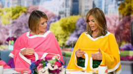 Would you wear a Towelkini? Bizarre beach accessory makes a splash