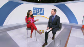 What were Willie Geist and Morgan Radford's favorite childhood candy bars?