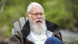 David Letterman: I don't like Trump as president