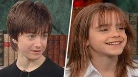 Daniel Radcliffe, Emma Watson, Rupert Grint talk 'Harry Potter' on TODAY