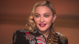 Madonna to the LGBTQ community: Never give up hope