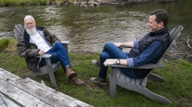 David Letterman previews season 2 of Netflix's 'My Next Guest Needs No Introduction'