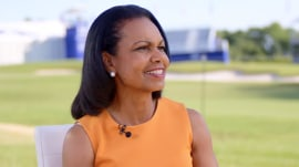 Condoleezza Rice shares the beautiful advice she would give her 8-year-old self
