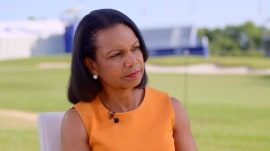 Condoleezza Rice on race, female leadership and Mueller report