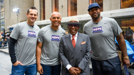 New York Yankees celebrate 10 years of HOPE Week