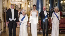 Inside the Trump family's lavish state dinner with British royals