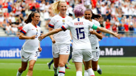 Women's World Cup: US takes on France amid Europe heat wave